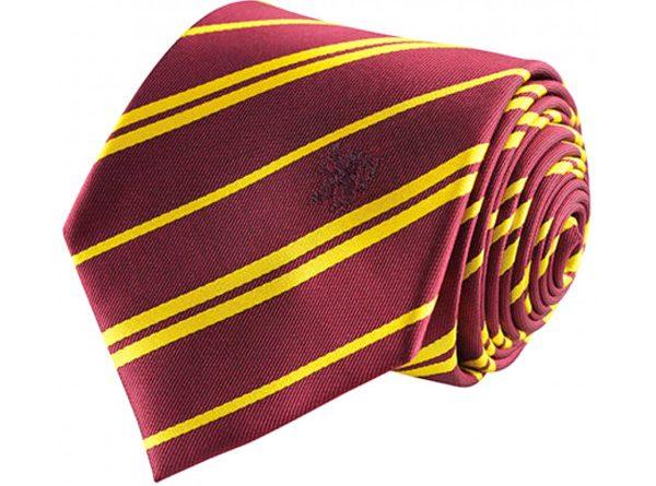 corbata de gryffindor