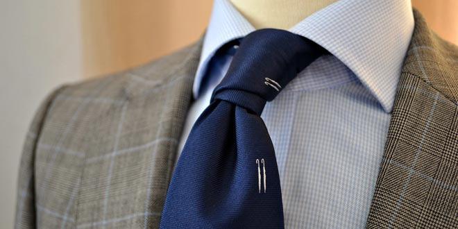mejor estilo de corbata colombiana