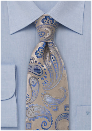 Corbatas estampadas