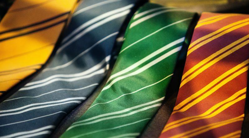 Tipos de corbatas